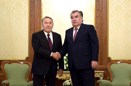 Greetings message to the First President of Kazakhstan Nursultan Nazarbayev