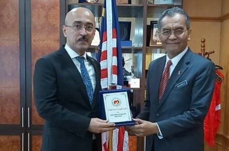 Strengthening cooperation between Tajikistan and Malaysia in the field of health
