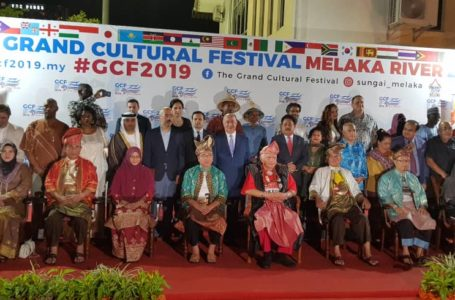 Tajikistan Ambassador attended the opening ceremony of the Grand Cultural Festival Melaka River 2019