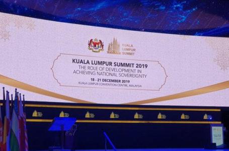 Ambassador's participation in the Kuala Lumpur Summit – 2019