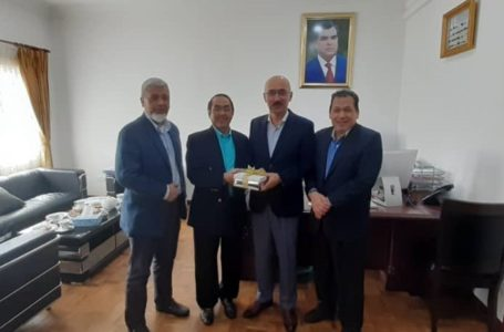Meeting of the Ambassador of Tajikistan to Malaysia with Senior Management  of Al-Hidayah Group