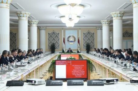20th Session of Consultative Council on Improvement of Investment Climate