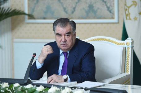 Concluding Speech at 20th Session of the Consultative Council on Improvement of Investment Climate Office of the President of the Republic of Tajikistan