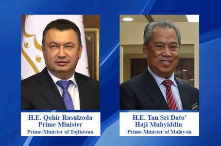 Congratulatory message to the Prime-Minister of Malaysia
