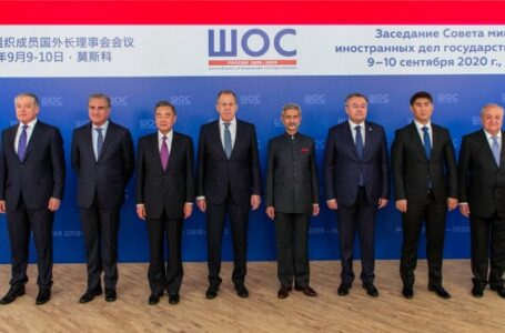 2021 SCO Ministerial Council Meeting Will Be Held in Tajikistan
