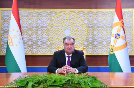 Speech of the President of the Republic of Tajikistan H.E. Mr. Emomali Rahmon at the UN GA High-Level Meeting on the Occasion of the UN 75th Anniversary