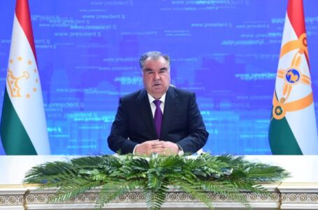 Speech of the President of the Republic of Tajikistan H.E. Mr. Emomali Rahmon at the General Debate of the 75th Session of the United Nations General Assembly