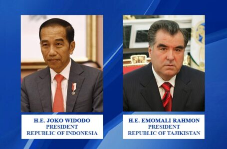 Congratulatory message of the President of Tajiksitan to the President of Indonesia on the occasion of the Independence Day of Indonesia