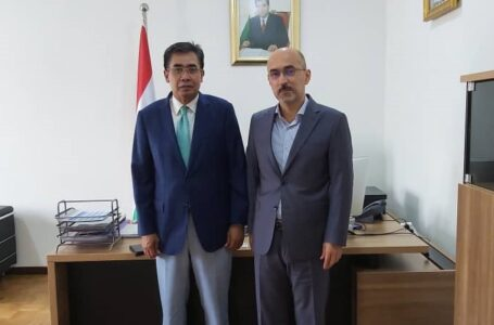 Tajikistan is considering appointing a representative of the Chamber of Commerce and Industry of Tajikistan in Malaysia.