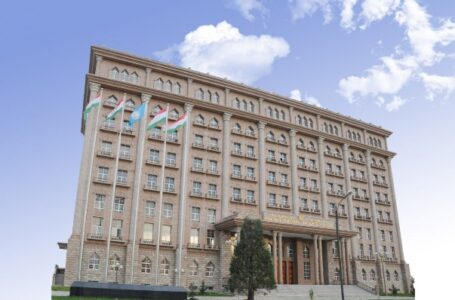 Statement by the Ministry of Foreign Affairs of the Republic of Tajikistan