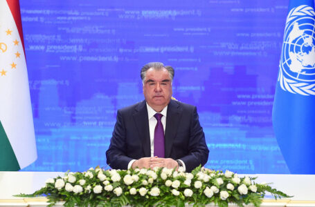 Participation of the President of the Republic of Tajikistan Emomali Rahmon at the 77th session of the United Nations Economic and Social Commission for Asia and the Pacific