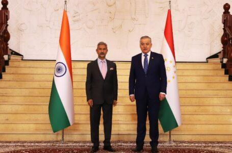 Tajikistan and India Discuss Bilateral Relations Development