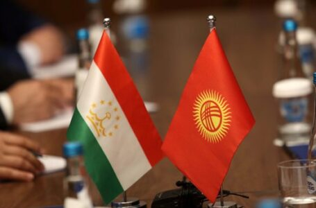 JOINT STATEMENT: Tajikistan and Kyrgyzstan Express Desire and Readiness to Resolve All Issues Through Negotiations
