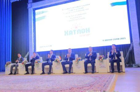 Forum of Tajik and Uzbek Entrepreneurs Opens in Bokhtar