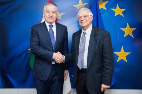 Tajikistan and the EU Discuss Development of Bilateral Cooperation