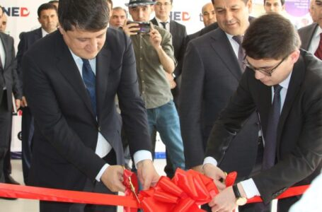Central Asia's First TajRupt Artificial Intelligence Laboratory Launches in Dushanbe
