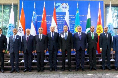 SCO Foreign Ministers Council Meeting