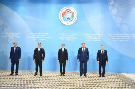 President Emomali Rahmon Attends Consultative Meeting of the Heads of Central Asian Nations