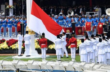 Ambassador's attendance on the ceremony of the Independence Day of Indonesia