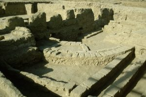 архитектурный останки Саразм
